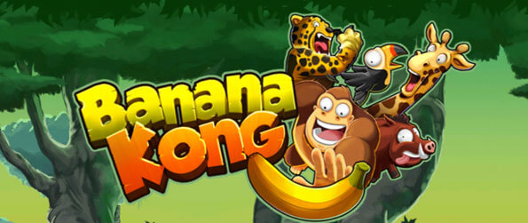 Banana Kong - Collect bananas and avoid obstacles in Banana Kong.