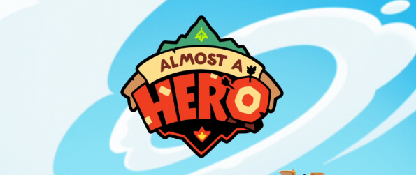 Almost a Hero - Dive into the world of Almost a Hero and you will embark on a quest with 14 inept adventurers!