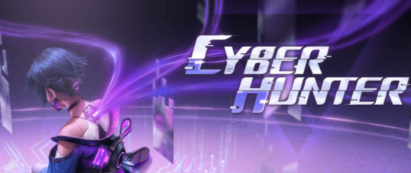 Cyber Hunter - Pick up the various guns scattered around and blaze through the battlefields in Cyber Hunter!