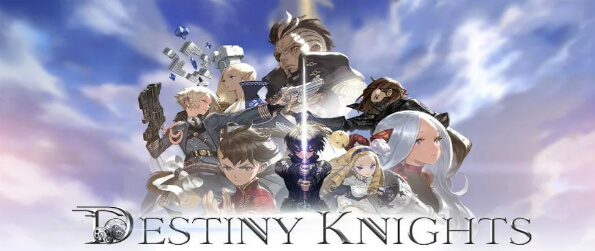 Destiny Knights - Unlock ancient mysteries and stop ancient grudges from destroying the world in Destiny Knights.