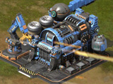 Airstrike in Glory of War - Mobile Rivals