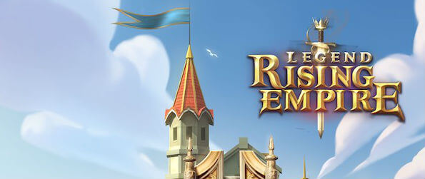 Legend: Rising Empire - Become the lord of your own city and make your name known throughout the lands in Legend: Rising Empire!