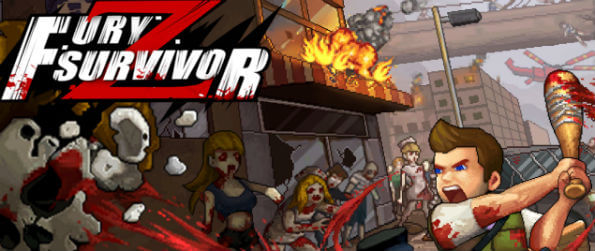 Fury Survivor - Pixel Z - Smash and bash your way through the horde of the undead and survive the apocalypse!