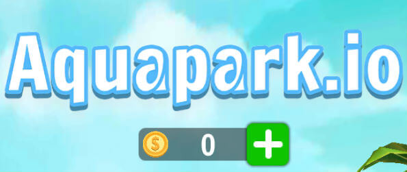 aquapark.io - Have a blast sliding down the long, windy water slide and reach the end for a big splash!