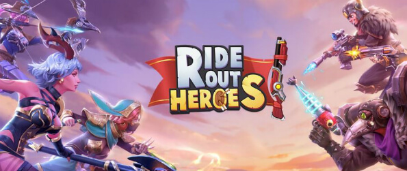 Ride Out Heroes - Ride out in Ride Out Heroes and take out enemies with a variety of weapons and magic spells.