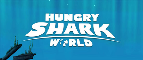 Hungry Shark World - Play this exciting mobile based game in which you'll get to climb to the top of the food chain.