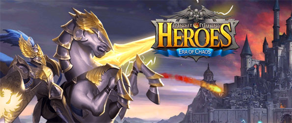 Might and Magic Heroes: Era of Chaos - Get hooked on this captivating strategy RPG that you can play in the comfort of your mobile device.