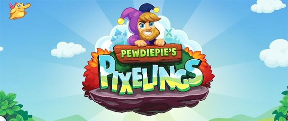 PewDiePie's Pixelings - Enjoy this refreshing and highly engaging strategy game that's quite unlike the rest.