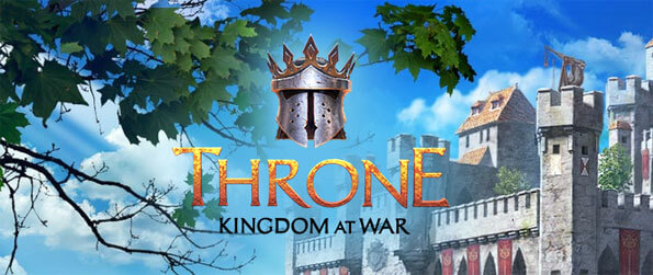 Throne: Kingdom at War - Rise up once again and show the world your leadership and skills as you dominate the world and claim it as your own in Throne: Kingdoms at War!