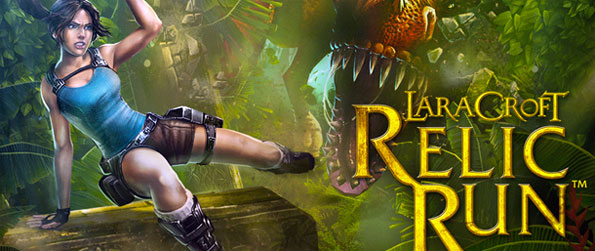 Lara Croft: Relic Run - Get hooked on this exceptional endless runner game that's inspired by the renowned Tomb Raider franchise.