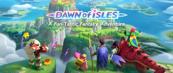 Dawn of Isles - Play this innovative and highly engaging MMORPG that offers a refreshing and immersive experience.