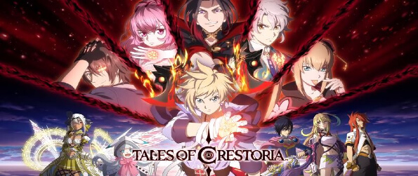 Tales of Crestoria - Dive into the Tales series in Tales of Crestoria and battle enemies in exciting turn-based battles.