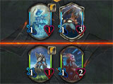 Realm of Alters intense battle