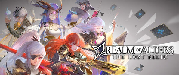 Realm of Alters - Play this exceptional CCG that you can enjoy in the comfort of your phone.
