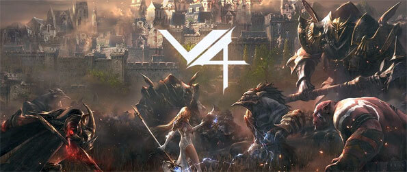 V4 - Enjoy this phenomenal MMORPG that offers a thoroughly immersive and engaging experience from the first minute.