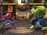 Arcade Game Screen in MARVEL: Contest of Champions