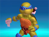 TMNT: Mutant Madness characters