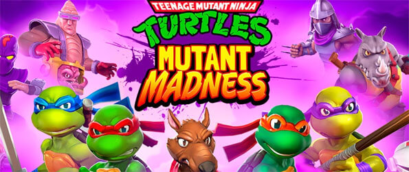 TMNT: Mutant Madness - Enjoy this delightful strategy RPG that's been inspired by the iconic TMNT franchise.