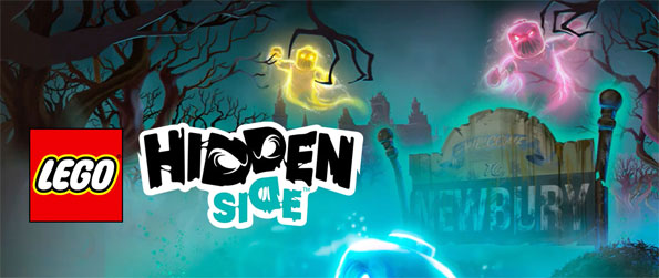 LEGO Hidden Side - Haunt the quaint town of Newbury or prevent it from being haunted in this addicting game that you can play on your phone.