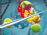 Fruit Ninja 2 slicing fruit