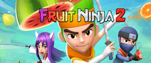 Fruit Ninja 2 - Enjoy this epic sequel to the iconic mobile-based game that has fans across the globe.