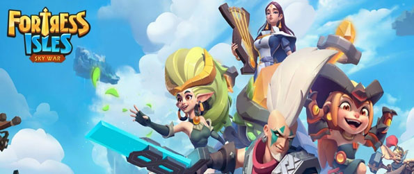 Fortress Isles: Sky War - Summon your heroes and defend your kingdom in this captivating war strategy game that'll keep you glued to the screen for hours.