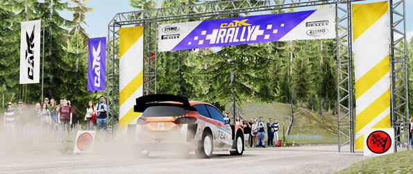 CarX Rally - Rally through the sandy tracks, perform stunts and win races in this exhilarating racing game that'll keep you glued to the screens.