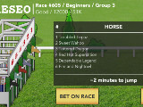 Before a race in Hooves Reloaded