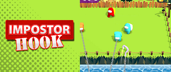 Impostor Battle Hook - Take out as many enemies as you can in under a minute in Impostor Battle Hook.