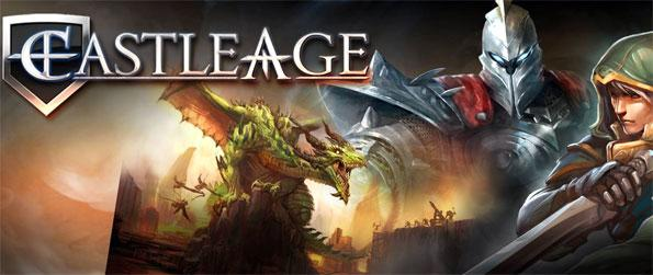 Castle Age - Enjoy a unique and engaging text based MMORPG experience with much for you to do.