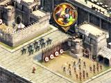 Train up your troops in Vikings: Age of Warlords