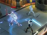 Engage in thrilling fights in Star Wars: Uprising