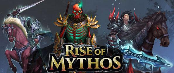Rise of Mythos - Enjoy a brilliant mix of MMO and CCG elements together in a game where you can wield amazing powers for yourself.