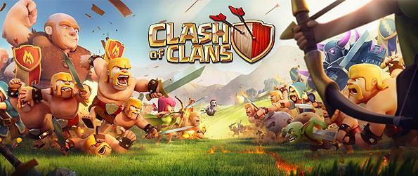 Clash of Clans - Clash of Clans is a mobile platform based RTS (Real-time Strategy game) glorified by touches of a medieval setting and ported over an online infrastructure.