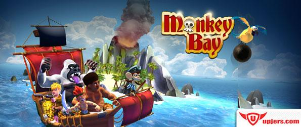 Monkey Bay - Enjoy this exciting pirate themed RTS that doesn't cease to impress.