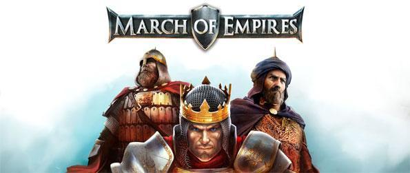 March of Empires - Enjoy this high quality strategy skills that'll test just how good you are at managing your own kingdom.