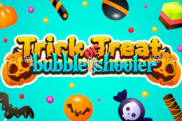 Trick or Treat Bubble Shooter thumb
