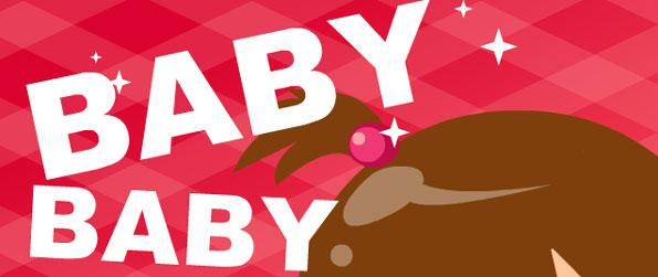 Baby Baby - Take good care of your adorable virtual baby and fulfill her needs in this cute virtual baby game, Baby Baby!