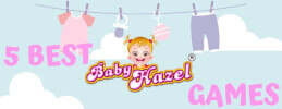 5 Best Baby Hazel Games thumb
