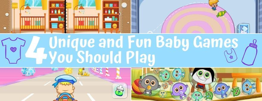 4 Unique and Fun Baby Games You Should Play large