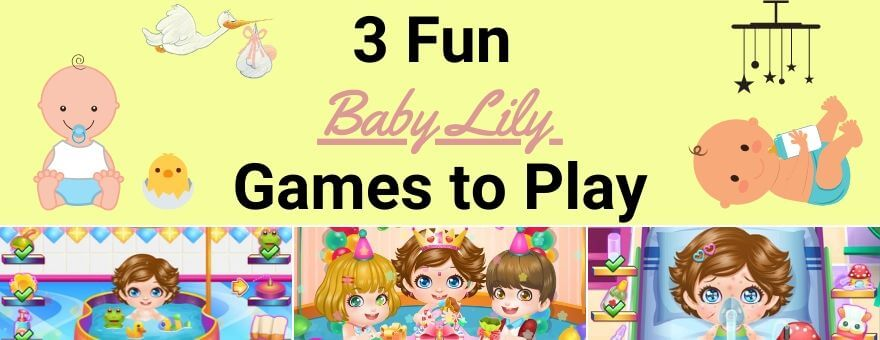 3 Fun Baby Lily Games to Play large