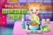 Baby Hazel Kitchen Time thumb