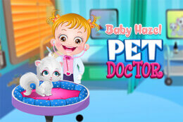 Baby Hazel Pet Doctor thumb