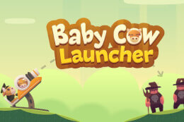 Baby Cow Launcher thumb