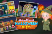 Baby Hazel Halloween Night thumb