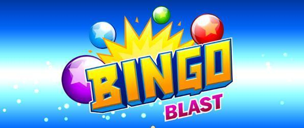 Bingo Blast - Play solo, or against your Facebook friends.