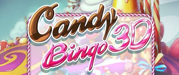 Candy Bingo 3D - Play a fast-paced and hassle-free Bingo game.
