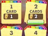 Bingo - Country Ways choosing a number of cards