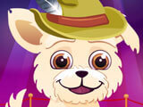 Dress up your virtual pet in adorable outfits in Tiffany's Bingo