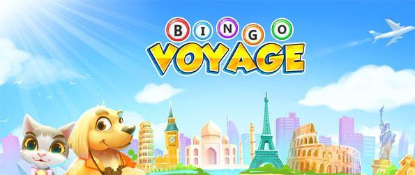 Bingo Voyage - Go around the world and collect stuff by playing Bingo games.